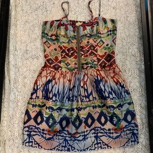 Daytrip Colorful Dress with Pockets